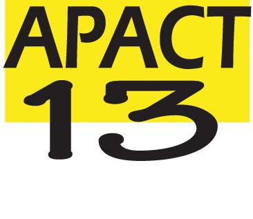 APACT '13logo