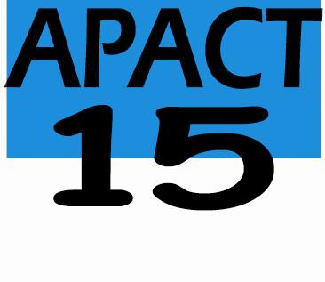 APACT '15logo