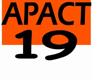APACT '19logo